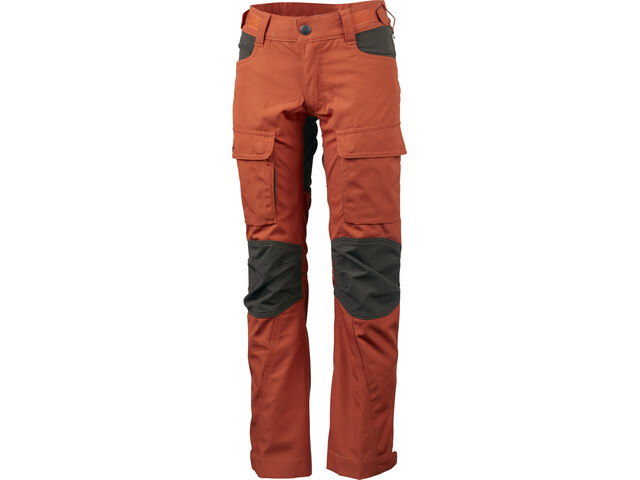 Lundhags Authentic II Pants Kinder bronze/tea green